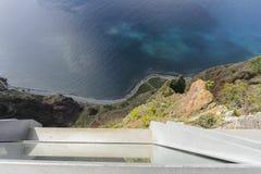 Cabo Girao Imagen de archivo libre de regalías