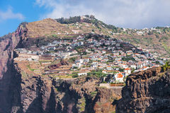 Cabo Girao. Is a cliff located along the southern coast of the island of Madeira, Portugal Stock Images