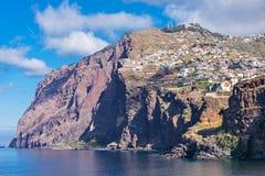 Cabo Girao Royalty Free Stock Photos