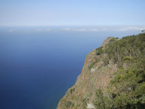 Cabo Girao cliff in Madeira Royalty Free Stock Image