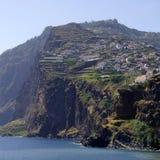 Cabo Girao, Madeira Stockbild