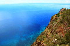 Cabo Girao, Madeira, Portugal Stock Photo