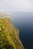 Cabo Girao, Madera Royalty-vrije Stock Fotografie