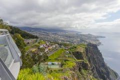 Cabo Girao Stock Image