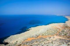 Cabo Greco Foto de Stock