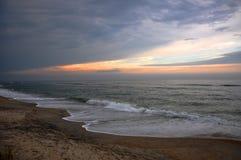Cabo Hatteras, North Carolina, EUA foto de stock royalty free