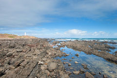 Cabo Jervis Shoreline Fotografia de Stock Royalty Free