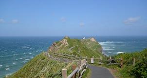 Cabo Kamui, Hokkaido, Japão Fotos de Stock