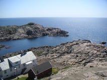 Cabo Lindesnes Imágenes de archivo libres de regalías