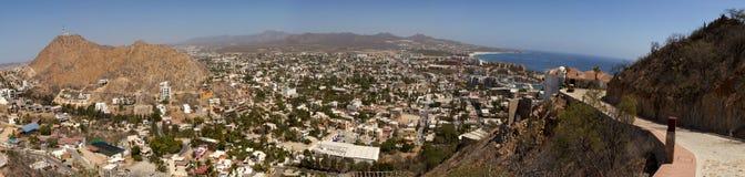cabo Lucas panoramiczny San Zdjęcie Stock