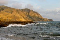 Cabo Meganom Fotos de archivo libres de regalías