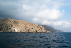 Cabo Meganom Foto de Stock