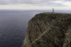 Cabo norte Fotografia de Stock Royalty Free