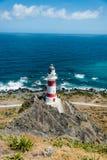 Cabo Palliser Fotos de archivo