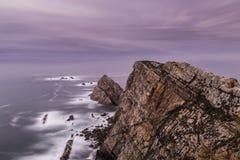 Cabo Peñas Photos stock