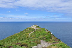 Cabo penas, Asturias, Spain Stock Photo