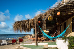 Cabo Polonio,乌拉圭 免版税库存图片