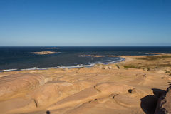 Cabo Polonio Στοκ φωτογραφία με δικαίωμα ελεύθερης χρήσης