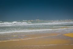 Cabo Polonio beach Royalty Free Stock Images