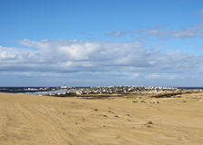 Cabo Polonio Royalty Free Stock Images