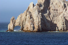 Cabo Rocks 5. Rocks of point of Baja Mexico Royalty Free Stock Photos