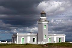 Cabo Rojo Lighthouse Fotografering för Bildbyråer