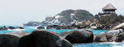 Cabo San Juan obrazy stock