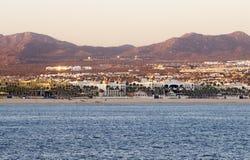 Cabo San Lucas, Мексика, городской пейзаж Стоковое Изображение