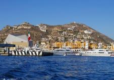 Cabo San Lucas, Мексика, городской пейзаж Стоковое Изображение RF