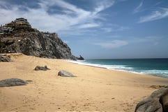 Cabo San Lucas Beach Imágenes de archivo libres de regalías