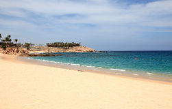 Cabo San Lucas Chileno beach Royalty Free Stock Images