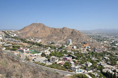 Cabo San Lucas city Royalty Free Stock Images