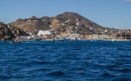 Cabo San Lucas Coast Stock Image