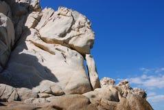Cabo San Lucas i Mexico Arkivfoton
