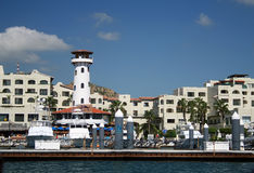 Cabo San Lucas Marina Royalty Free Stock Photography
