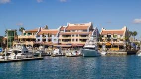 Cabo San Lucas Marina Stock Photo