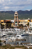 Cabo San Lucas marina Stock Photo