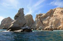 Cabo San Lucas. Mexico Arches Stock Image