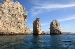 Cabo San Lucas. Mexico Arches Stock Photography