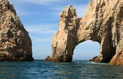 Cabo San Lucas. Mexico Arches Royalty Free Stock Images