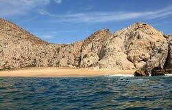 Cabo San Lucas. Mexico Divorce Beach Royalty Free Stock Image
