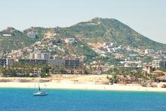 Cabo San Lucas, Mexico, op een zonnige dag III Royalty-vrije Stock Afbeelding