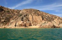 Cabo San Lucas. Mexico secluded beaches Stock Photo