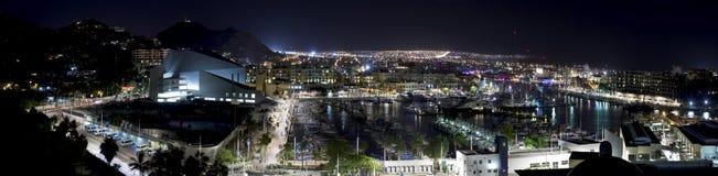 Cabo San Lucas (panoramisch) Stockfoto