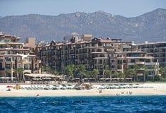Cabo San Lucas resort Royalty Free Stock Images
