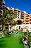 Cabo san lucas resort. Shot was taken in cabo san lucas mexico Royalty Free Stock Photos
