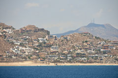 Cabo San Lucas Resort Condos Stock Photo