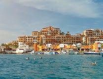 Cabo San Lucas resort Stock Image