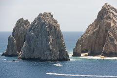 Cabo San Lucas rock arch Stock Photo