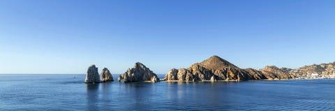 Cabo San Lucas. Rock formations, Cabo San Lucas Mexico Royalty Free Stock Photos